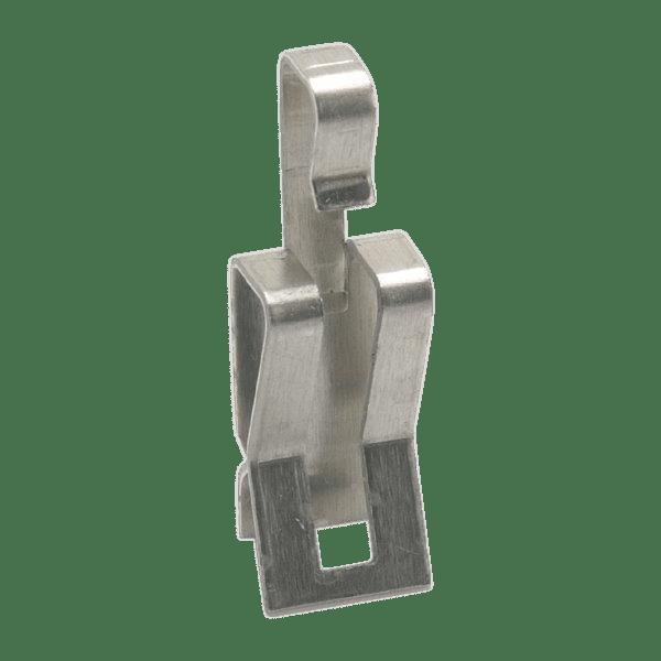 Aluminum custom metal stampings.