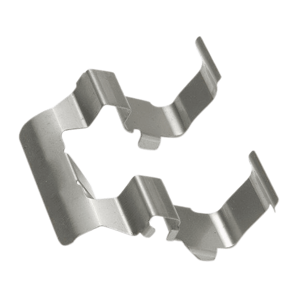 Custom metal stamping flat springs from Reliable Metalcraft.
