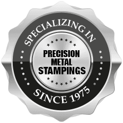 Precision metal stampings since 1975.