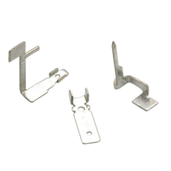 Custom metal stamping contacts from Reliable Metalcraft.