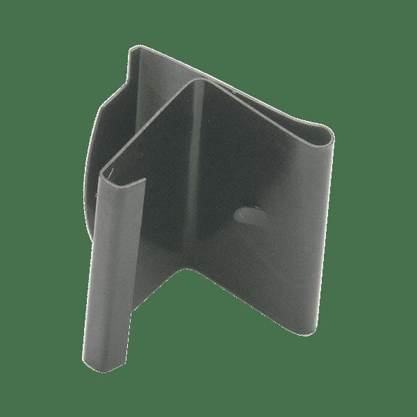 Metal stamping spring clips.